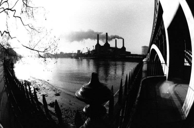 Battersea Power Station 1971