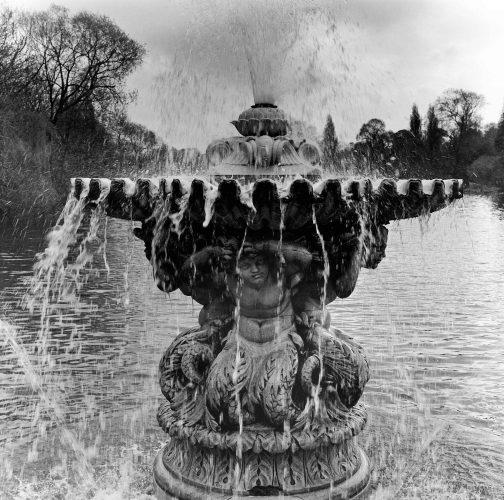 Kensington Gardens 1969