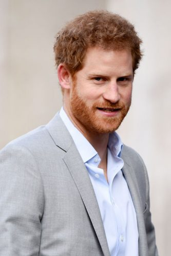 PRINCE HARRY JOINS VETERANS' MENTAL HEALTH CONFERENCE WITH HEADS TOGETHER, LONDON, UK