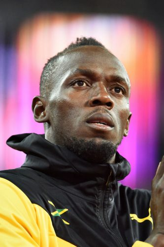 USAIN BOLT – IAAF World Championships London 2017, London, UK
