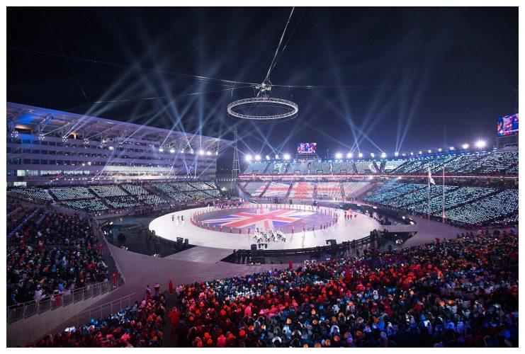 Pyeongchang Olympic Stadium in Pyeongchang, South Korea | © Sam Mellish 2021