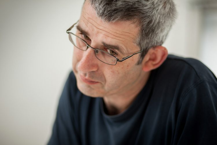 Edmund De Waal, author and ceramic artist