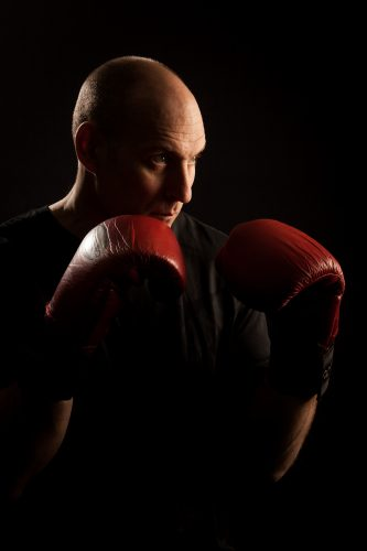 Paul Webb is a boxing and fitness coach at Complete Coaching in Wanstead, London.