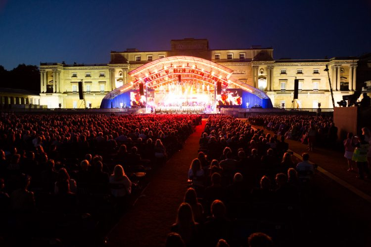Coronation Festival, Buckingham Palace