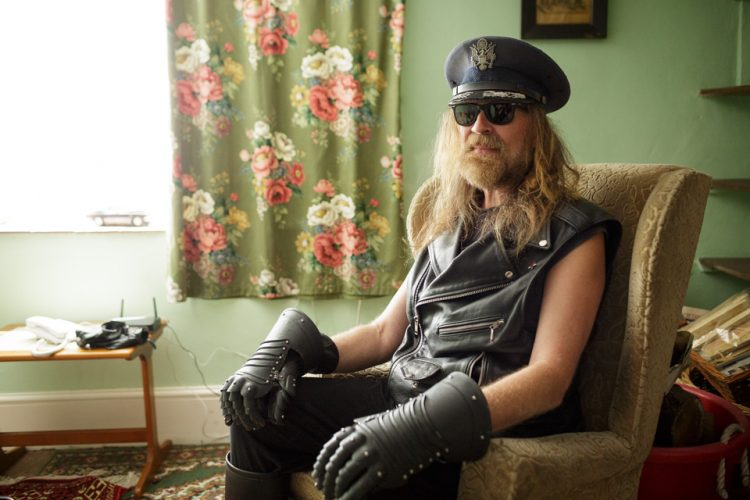 Julian Cope, musician, author and antiquarian