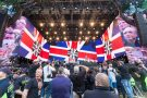 The Press Pack at The Who, BST Hyde Park 2015