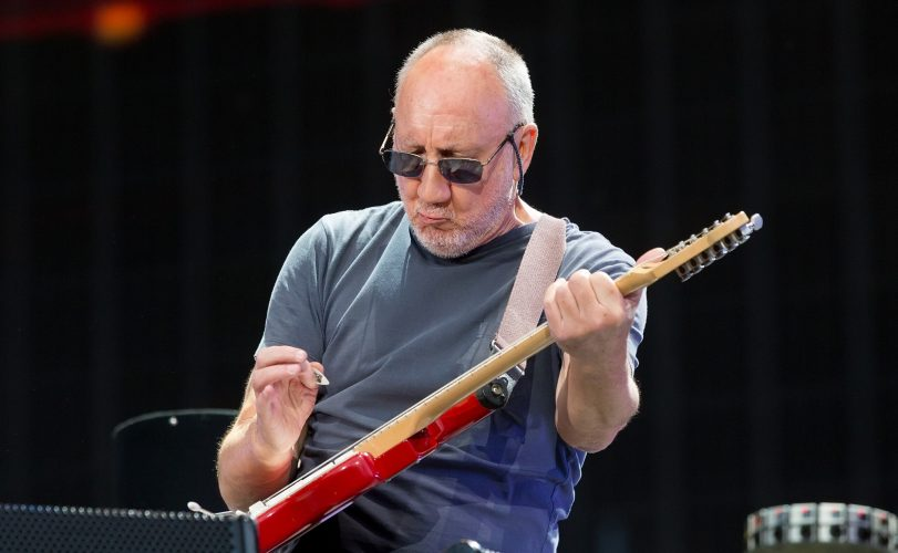 Pete Townshend, The Who, BST Hyde Park 2015