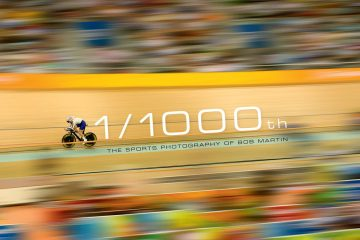 1/1000th - By Bob Martin, published by Vision Sports Publishing Ltd