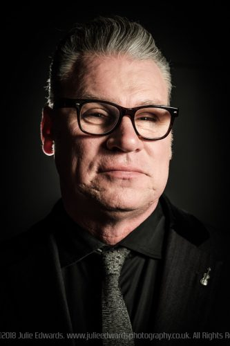 Film critic and musician Mark Kermode