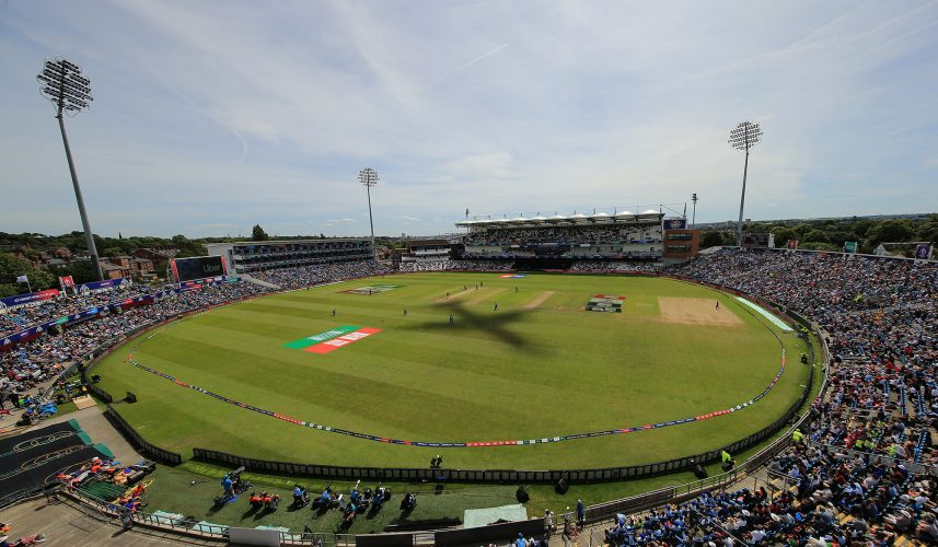 Afghanistan v West Indies , ICC Cricket World Cup match. Headingley, Leeds, England, 04 July 2019