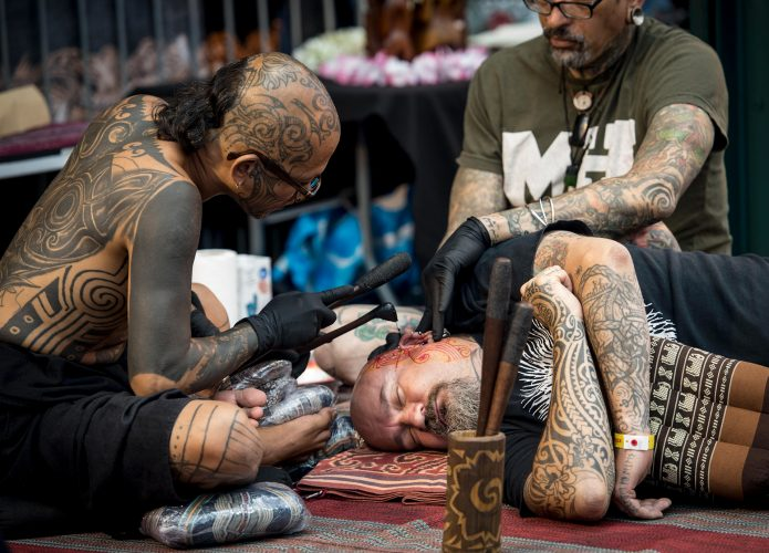 London International Tattoo Convention 2017