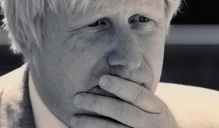Boris Johnson, London