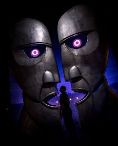 Pink Floyd Exhibition: Their Mortal Remains exhibition