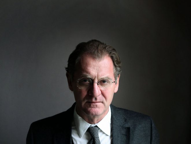 Sir Andrew Motion, English poet, novelist, biographer, and former Poet Laureate of the United Kingdom from 1999 to 2009.