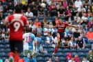 Blackburn V Middlesbrough FC -Dani Ayala.Picture: Tom Banks