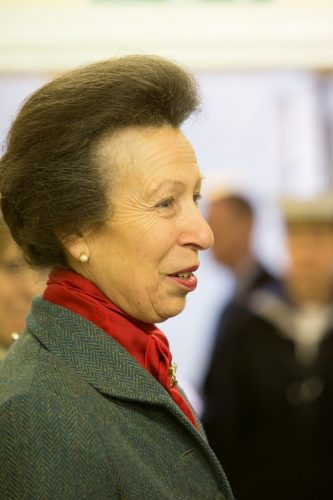 HRH The Princess Royal - Visit to South Tyneside - (C) Keith Blundy / Aegies PR