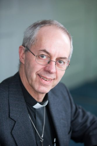Justin Welby - Archbishop of Canterbury - (C) Keith Blundy / Aegies PR