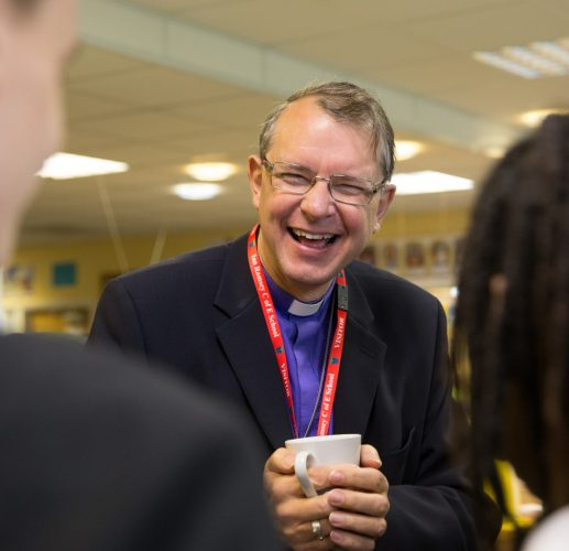 Paul Butler - Bishop of Durham - (C) Keith Blundy / Aegies PR