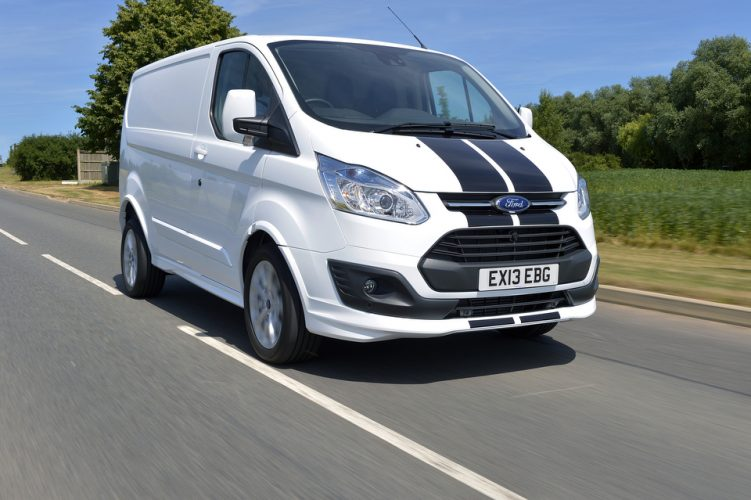 Ford Transit Custom Sportvan, The Sun Newspaper, Motors.