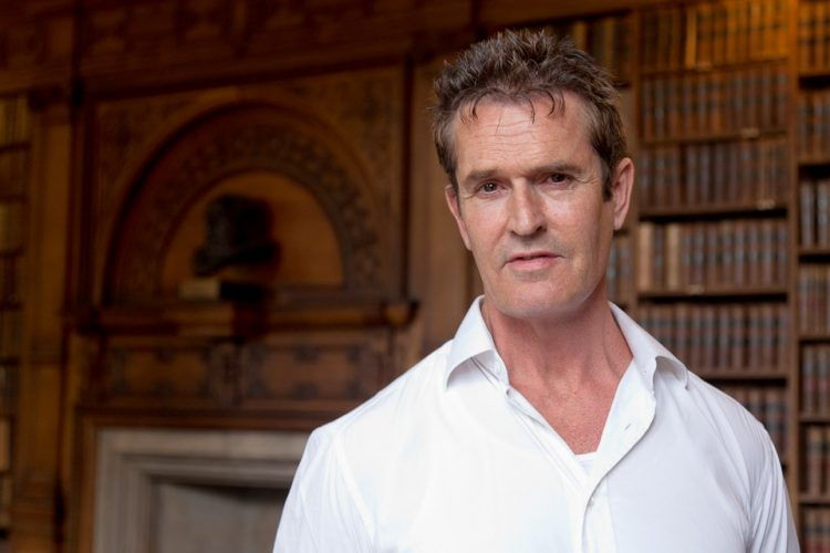 Rupert Everett at the Oxford Union