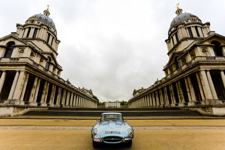 Last Annual London to Brighton Jaguar Run