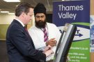 The Prime Minister visits Thames Valley Police Headquarters