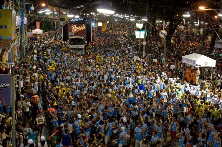 Carnival in Salvador, Brazil