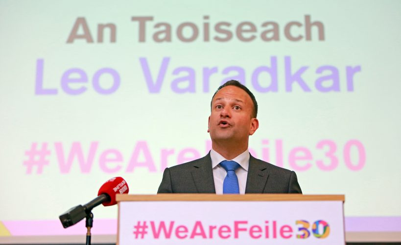 An Taoiseach, Leo Varadkar - Visit to Northern Ireland