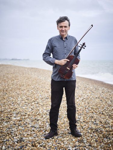 Nick Pynn, Folk Violinist