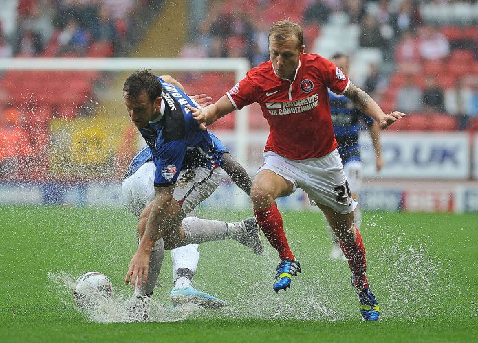 Charlton Athletic v Doncaster Rovers Skybet Championship football at the Valley 23/08/2013