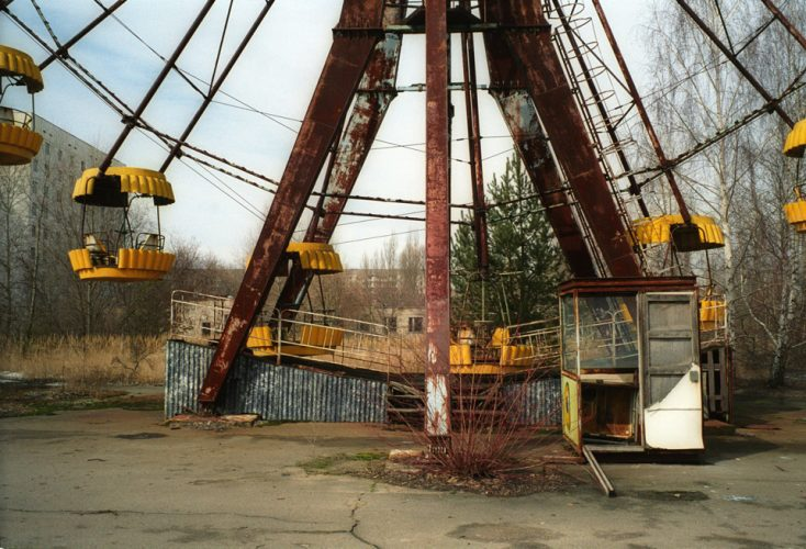 Chernobyl Pripyat Fair