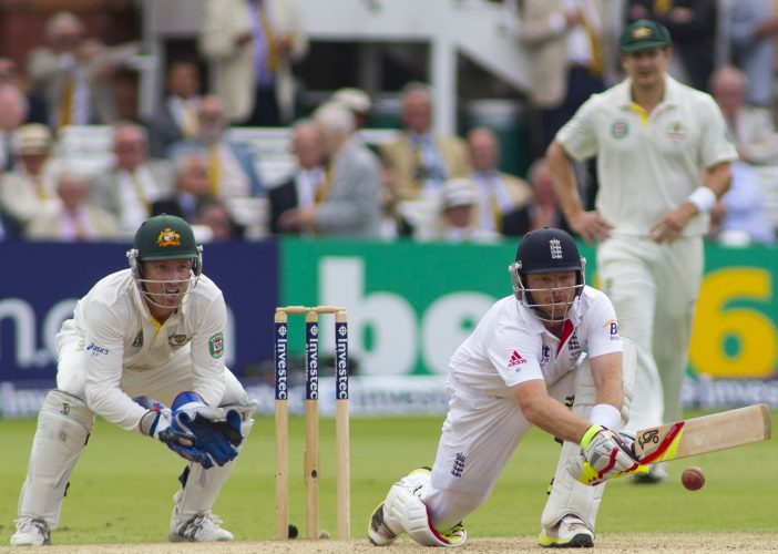 The Investec Ashes Second Test Match Day Three