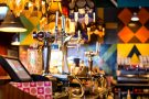 Interior of a Bar Restaurant or Club