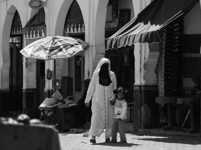 Moulay Idriss, Morocco.