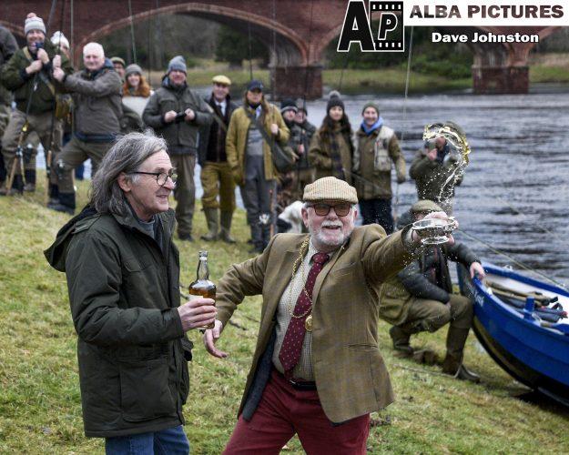 Salmon fishing season opens in Scotland, 15 January 2020