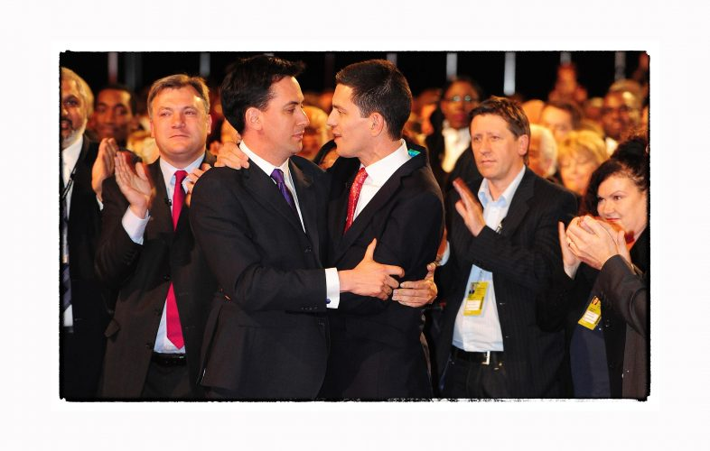 Ed Miliband wins Labour Party leadership contest.