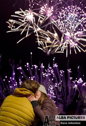 Edinburgh New Year celebrations, Tuesday 31 December 2019