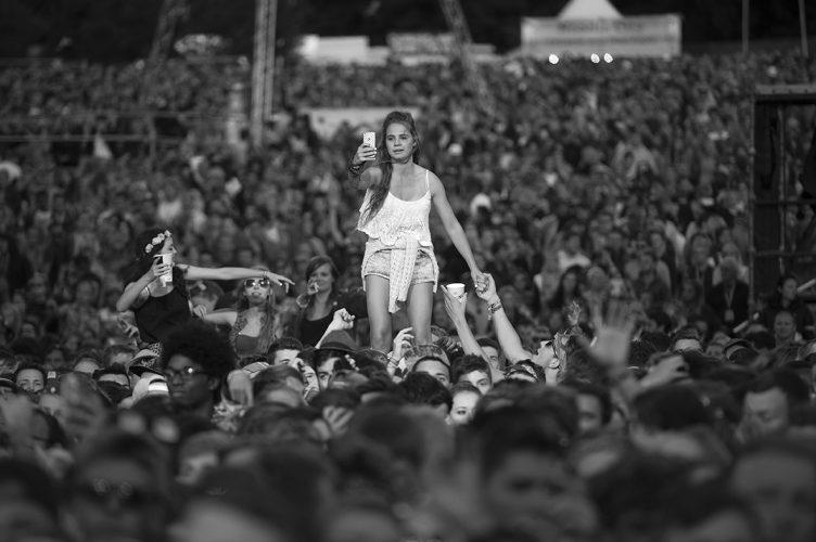 Crowd V Festival