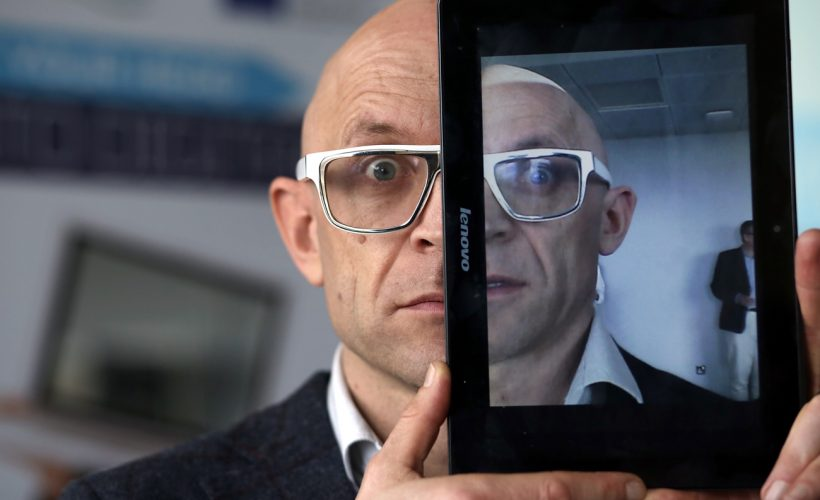 Darlington Press Photographer | Gadget Show Jason Bradbury in County Durham