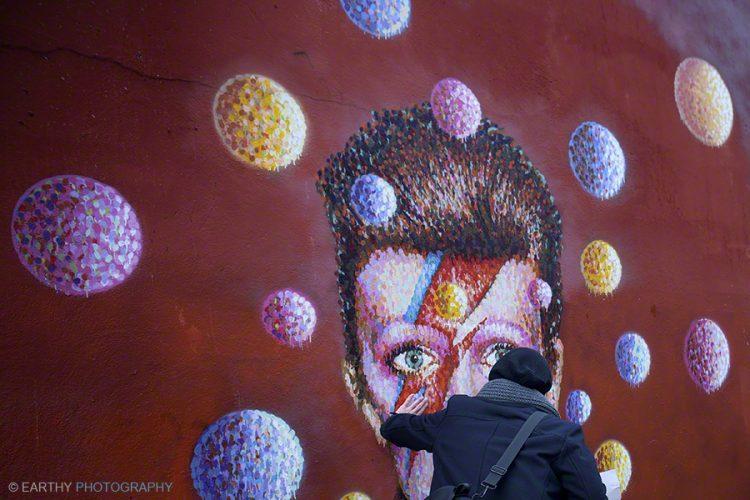 David Bowie dies 2016