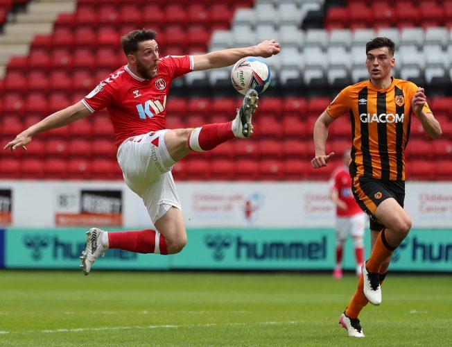 Charlton Athletic v Hull CitySky Bet League 1