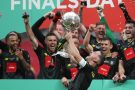 Concord Rangers v Harrogate Town F.C.FA Trophy