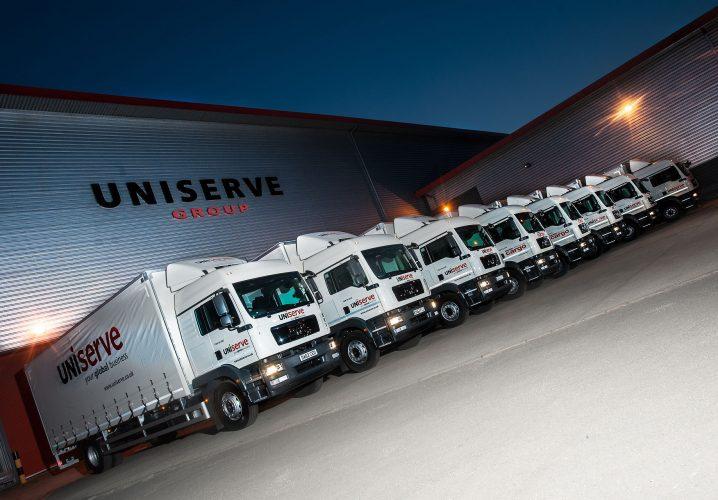 Uniserve UK Ltd 18 tonne Rigid trucks