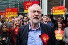 Jeremy Corbyn in Sheffield.