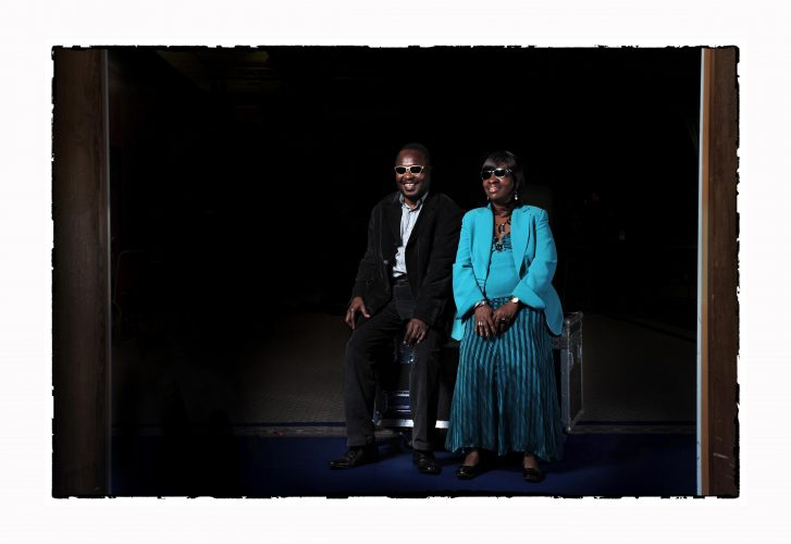 Amadou & Mariam at the Manchester International Festival.