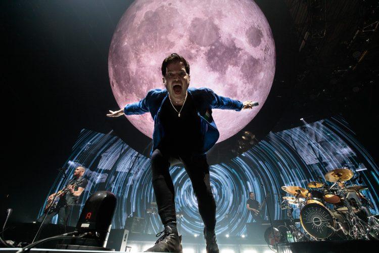 The Script in concert at the Resorts World Arena, Birmingham, United Kingdom - 28 Feb 2020
