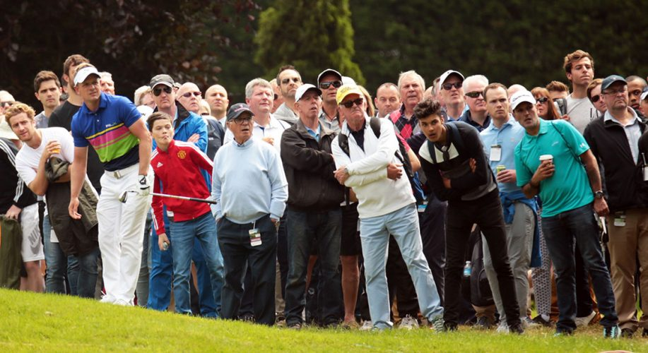 Golf  BMW PGA Championship at Wentworth Club