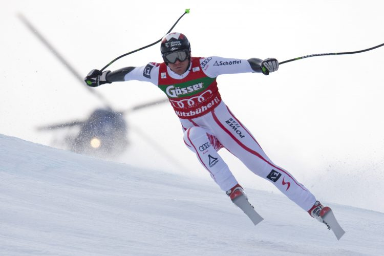 AUT, FIS Alpine World Cup Kitzbuhel Super G