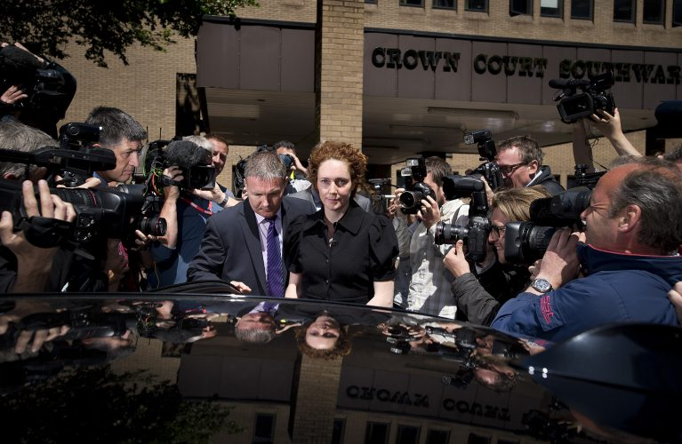 News Int Phone Hacking - Southwark Crown Court
