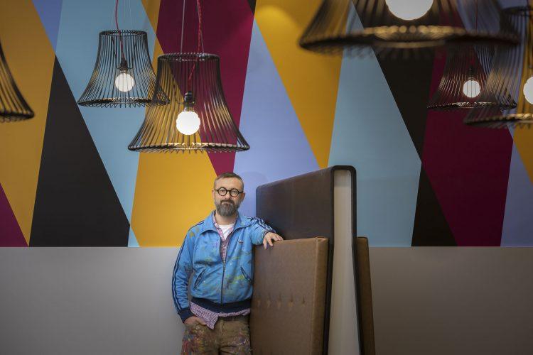 Artist Lothar Goetz